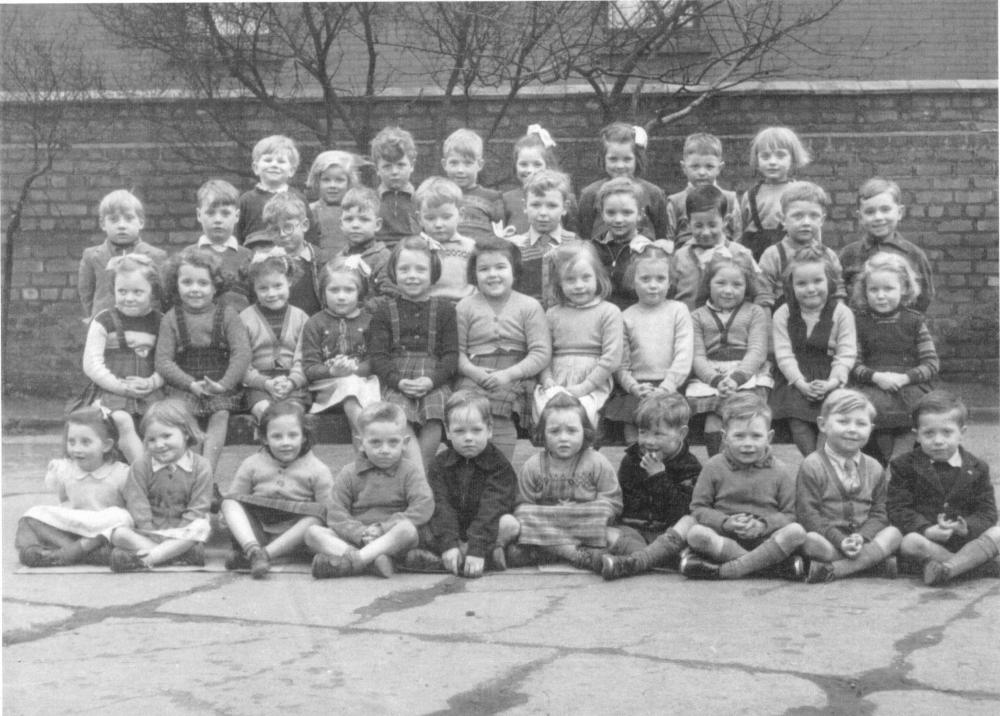 infant school ince central