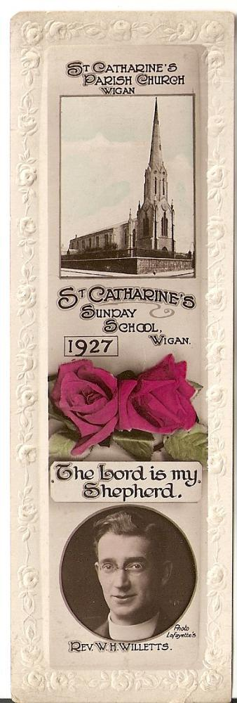 St Catherine Sunday School 1927