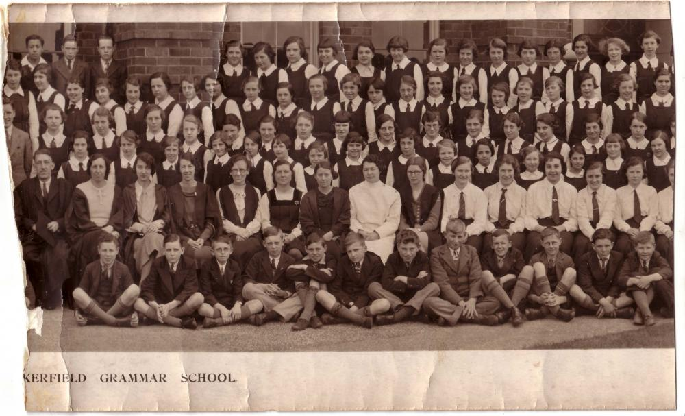 Newton Grammar about 1936 (3)