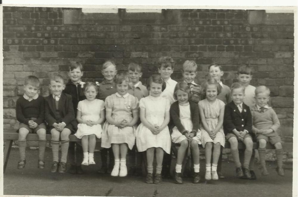 Aspull Our Lady's  infants 1953