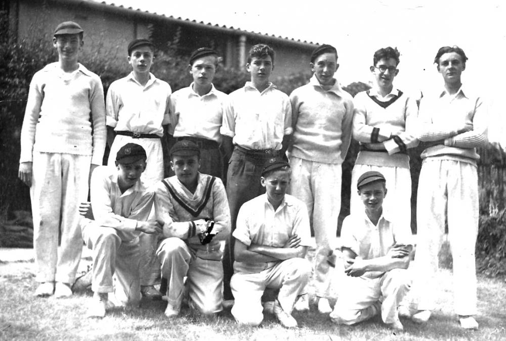 Cricket 1st X1 1947