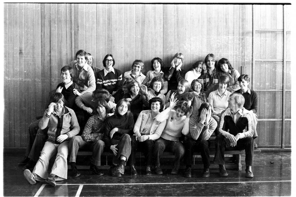 Sixth Form 1978 or 79