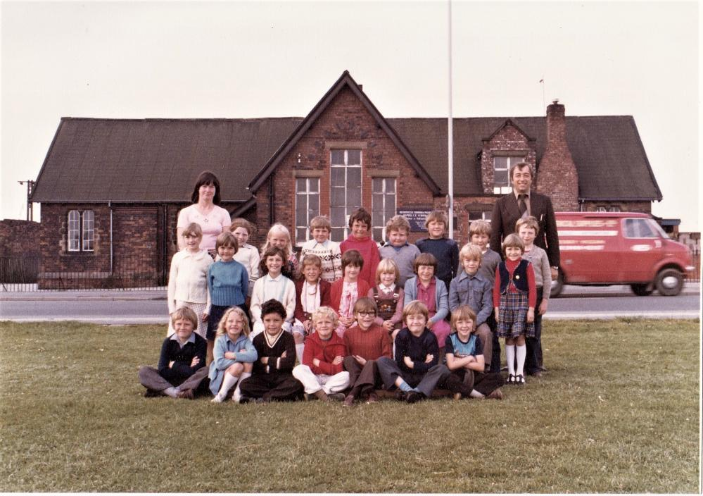 Aspull C OF E  About the 70s