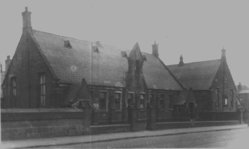 The Hall of Ince Schools, 1927