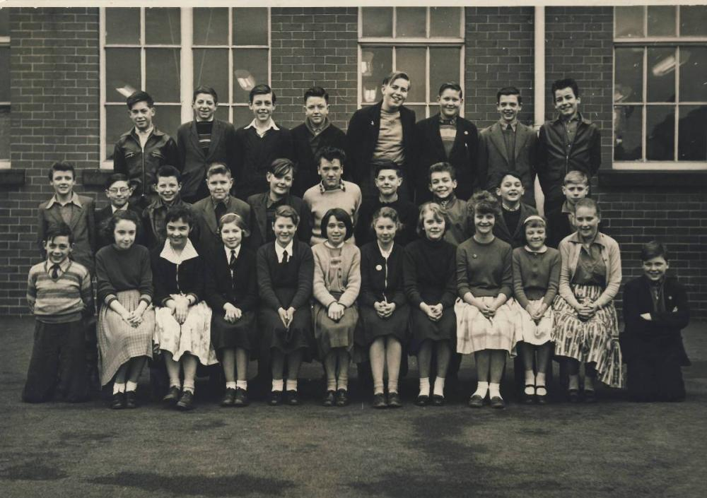 Argyle Street School - Hindley