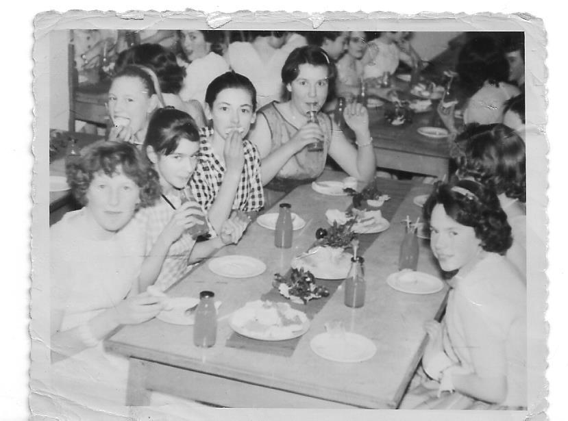 FIRST YEAR CHRISTMAS PARTY 1959
