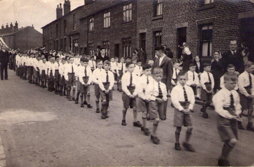 St Benedicts School, c1950