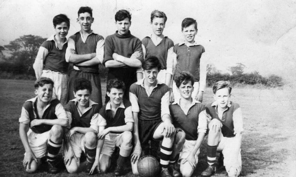 School Football Team 1955/56? or 56/57