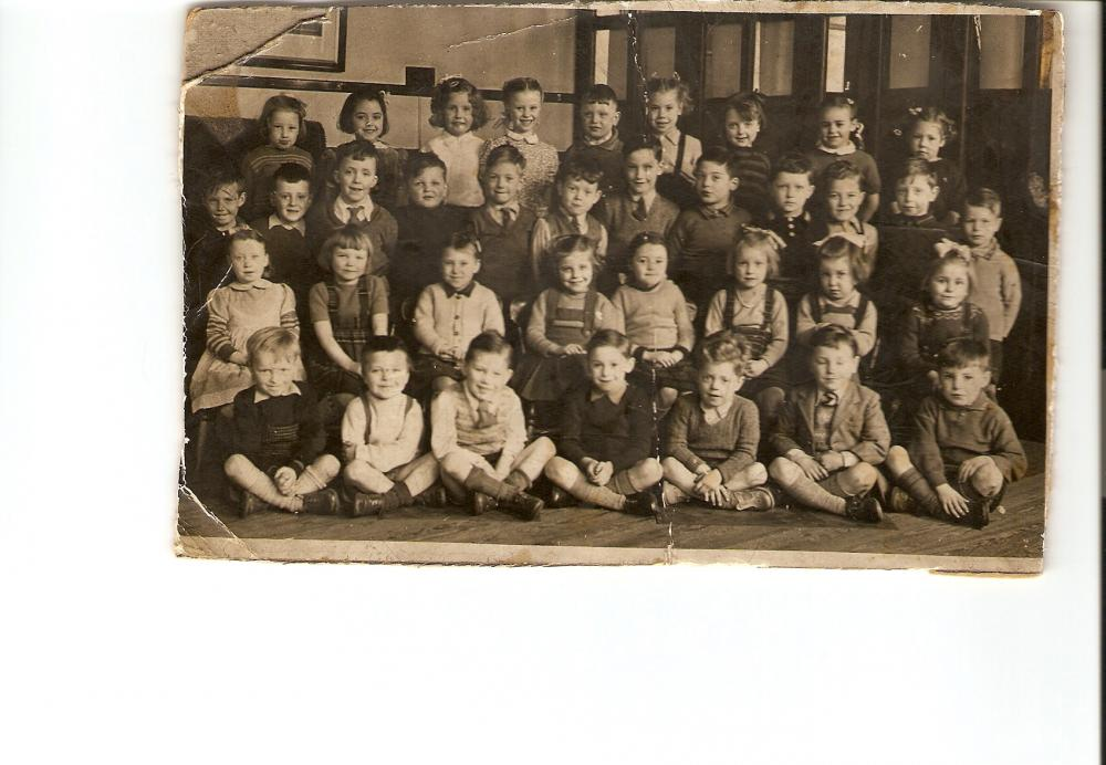 Warrington Lane School 1952