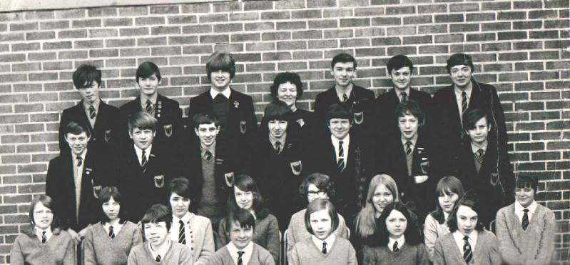 upholland secondary class 65 to 70