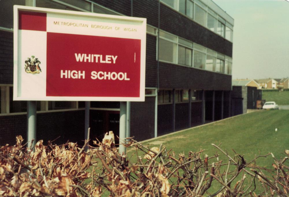 Whitley High School