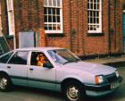 Bluecoat School, 1985