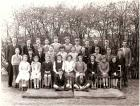 North Ashton Holy Trinity C of E School, Top class, 1958