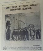 FIRST BOYS Sept 26th 1936