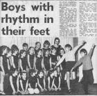 BOYS  WITH  RHYTHM  IN THEIR  FEET  1969