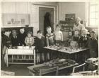 Class photo of infant class 1957 ish