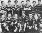 Rose Bridge School Rugby team, 1954-55.