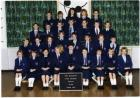 Deanery;Class Photo 2nd Year 1988-89