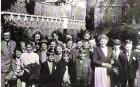 St.Elizabeth's School, Bolton Road. London Trip c1950/51.