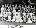 St George's C. E. Junior School, 1954.