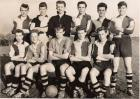 Hindley & Abram Grammar School first team, 1960.