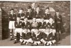 St Pats boys Rugby team 1949