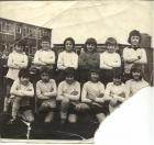 Ince Central Football Team 1974/1975