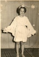Angel  in panto 1958