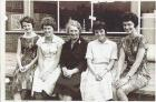 Ince Central Infants Teachers 1962 or thereabouts