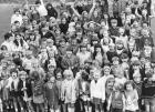 St Bernadette's  Infants and Juniors  7th July 1972