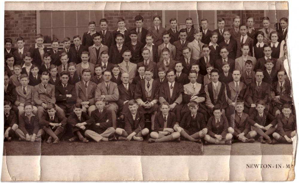 Newton Grammar about 1936 (2)