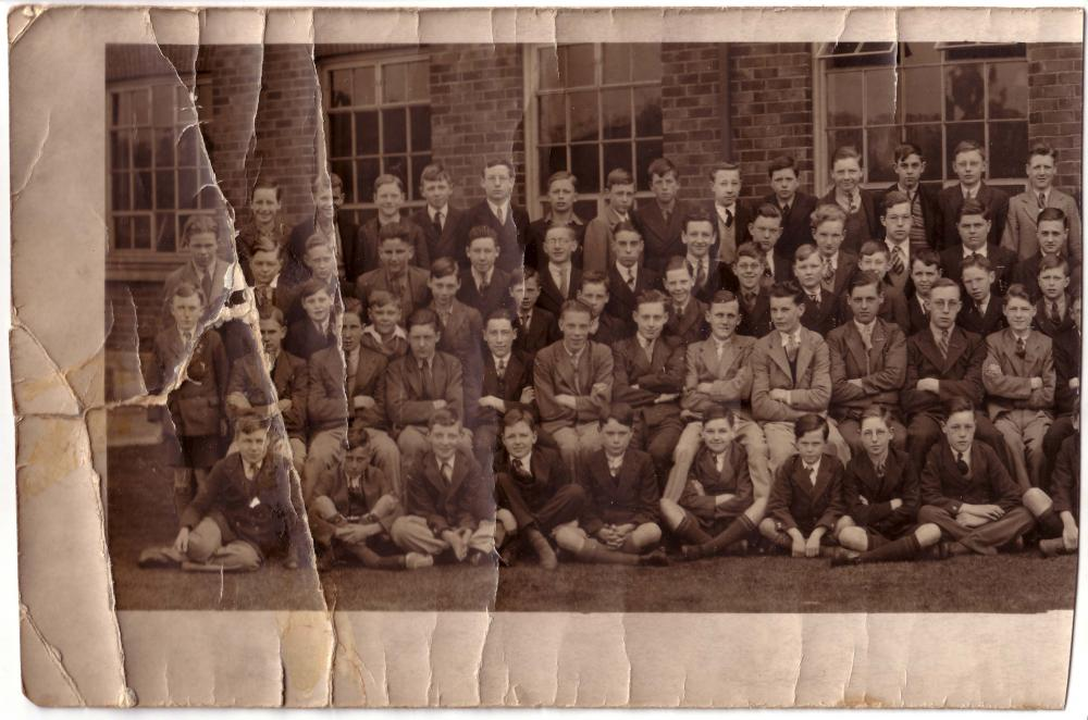 Newton Grammar about 1936 (1)