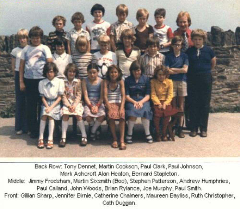 All Hallows (St Teresa's class of 1977)