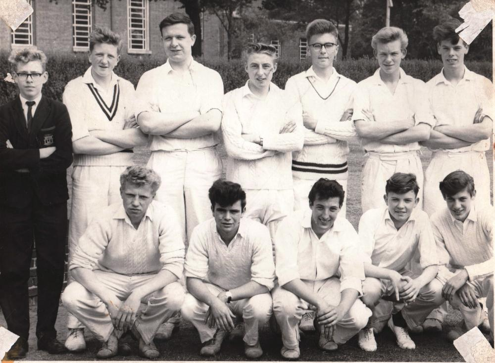 "WGS 1stXI 1962 ""undefeated"""