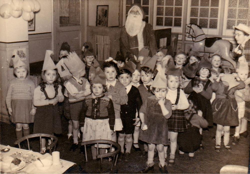 Warrington Lane Nursery School, 1955