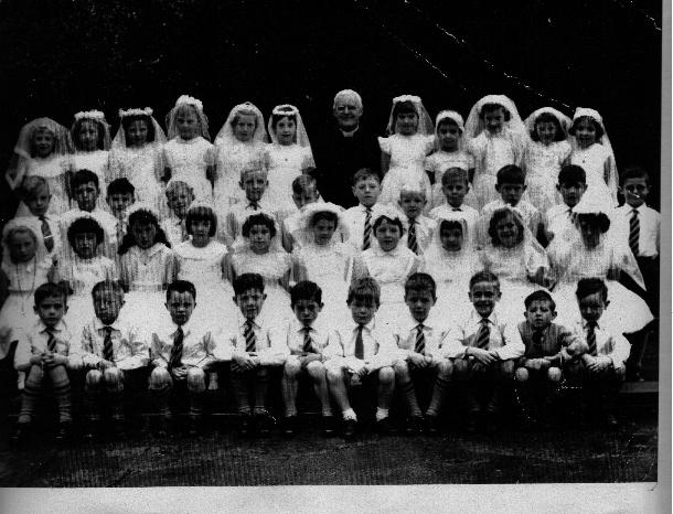 1st communion 1962/3