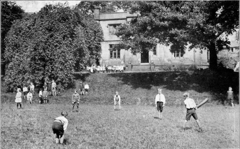 Kindergarten and Preparatory Department for Girls and Boys c1947.