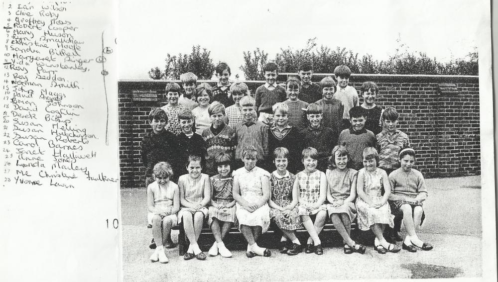 St John's New Springs about 1963