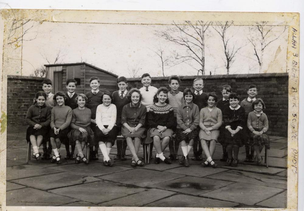Crooke School Approx 1964