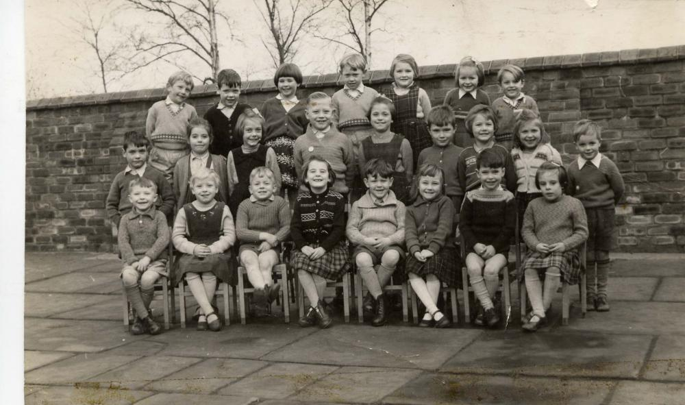 Crook School Aprox 1963