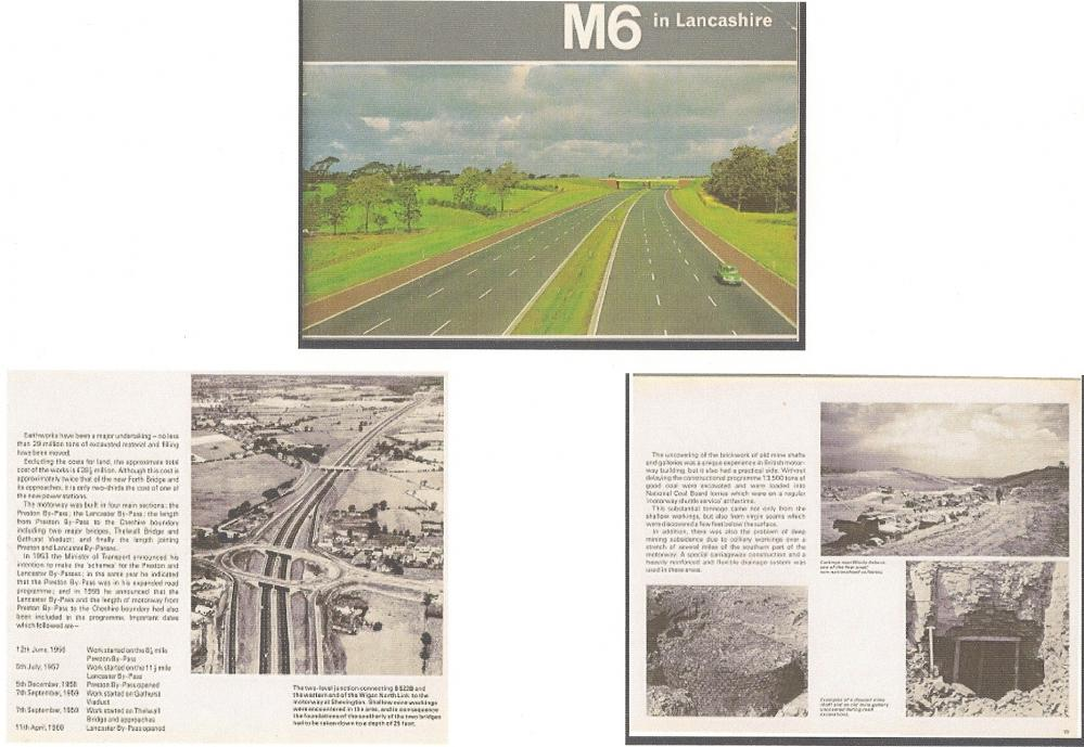 M6 Booklet produced in 1965.(sample pages).