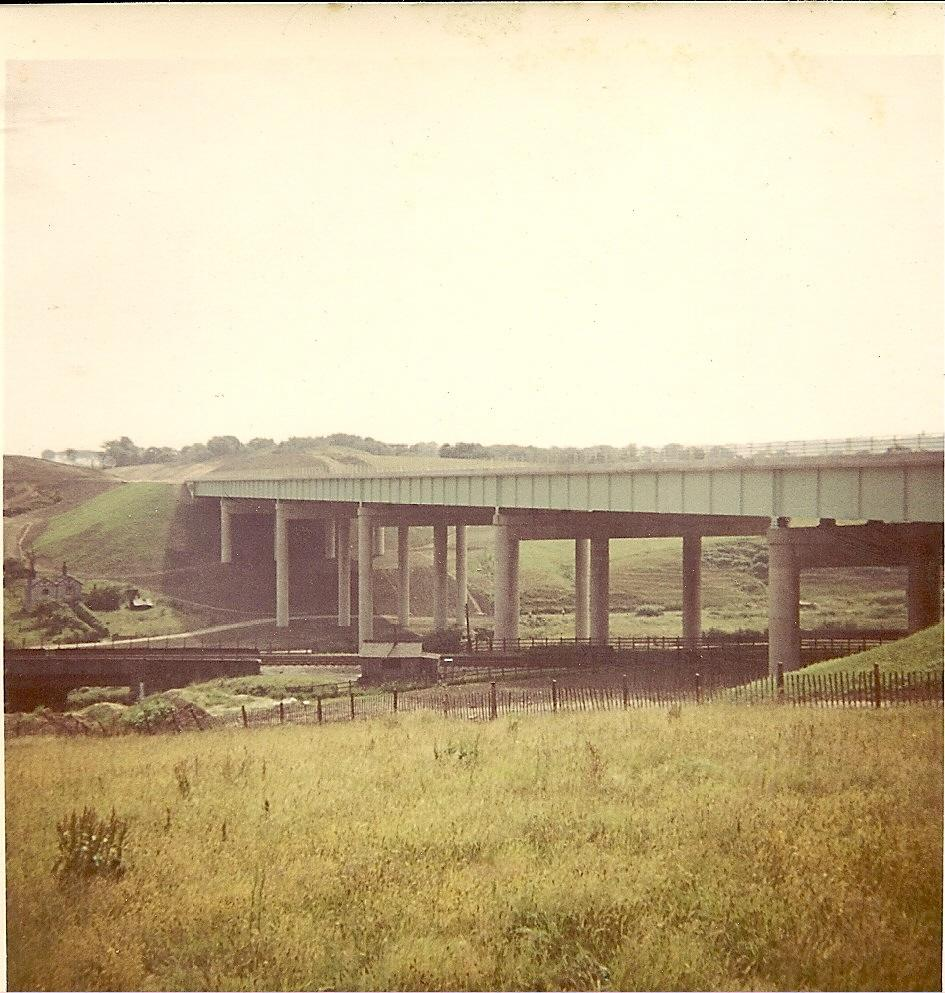 Gathurst Viaduct-17-07-1962