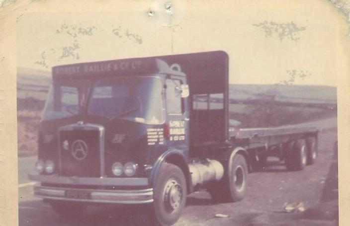 Robert Baillie Transport Wigan