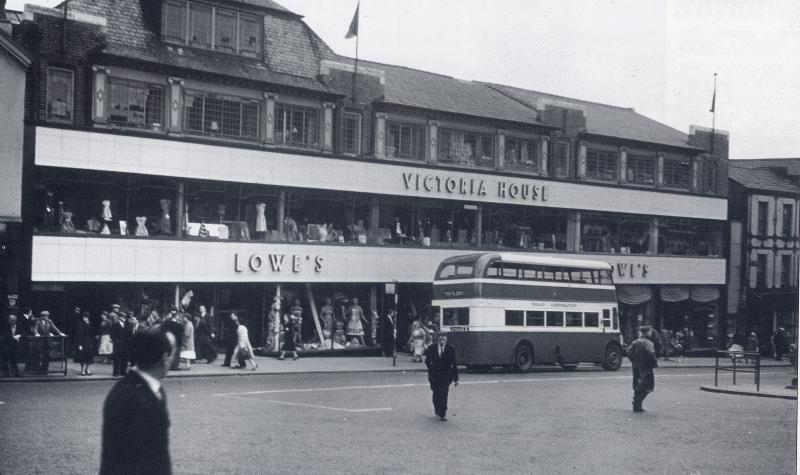 Wiganworld Wigan Album Shops In And Around Wigan