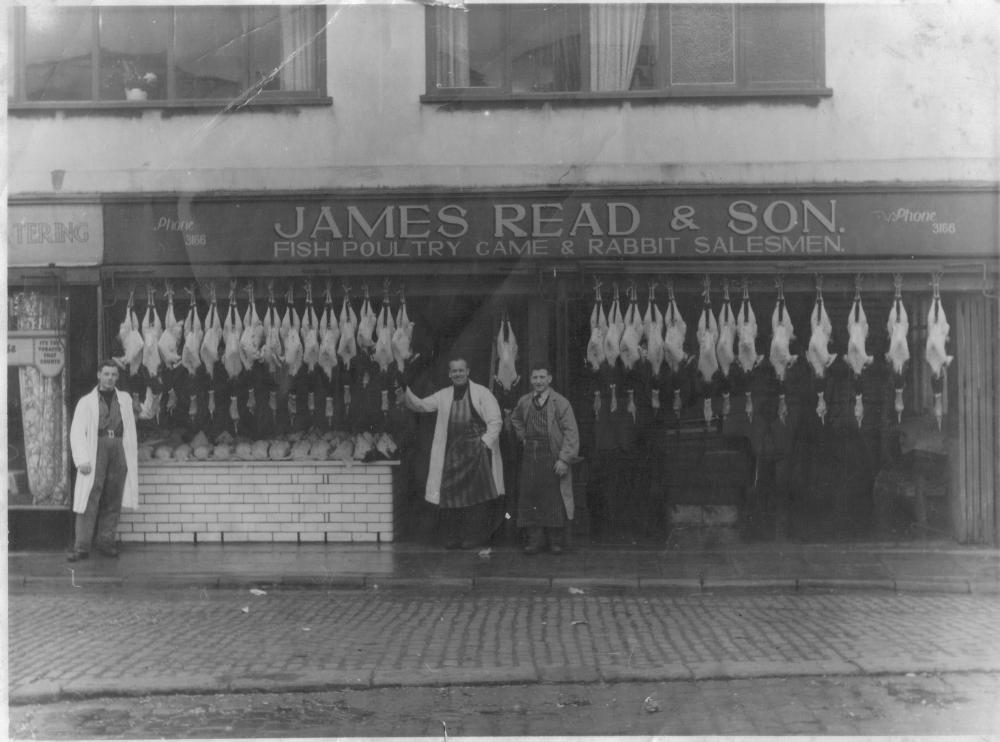James Read & Son 1950ish