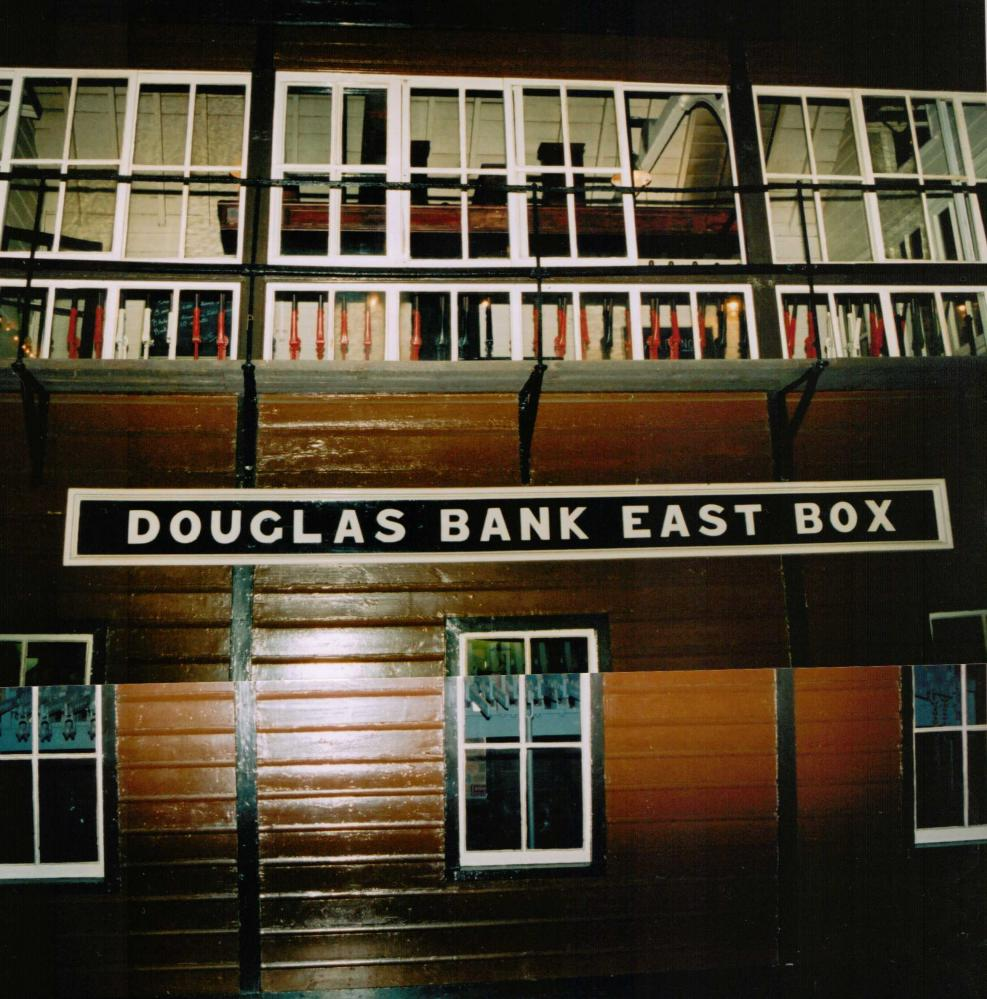 Douglas Bank East Signal Box,(The way we were museum)