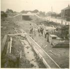 20-09-1962-Spring Road under construction (new route)