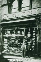 W. Rigby Boot and Shoe Depot, 14 Wallgate.