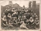 Pit Brow Girls, Maypole Colliery, Abram, May 1949.