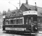 Wigan Corporation Tram.